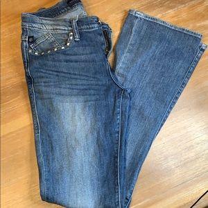 Rock & Republic Flair Bottom Jeans - Size 6M